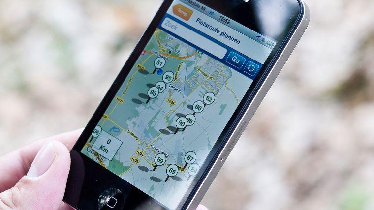 ANWB fiets app niet langer ondersteund