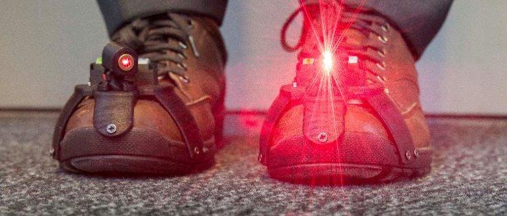 Laserschoen, dé mogelijke oplossing voor freezing bij Parkinson