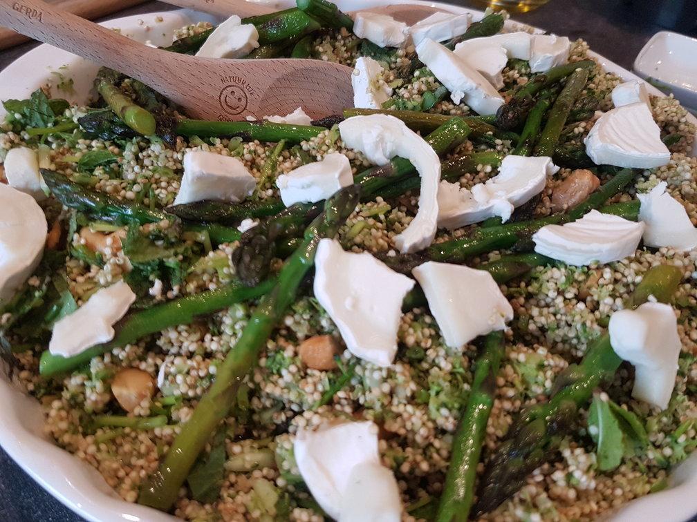Gerda'sperge salade