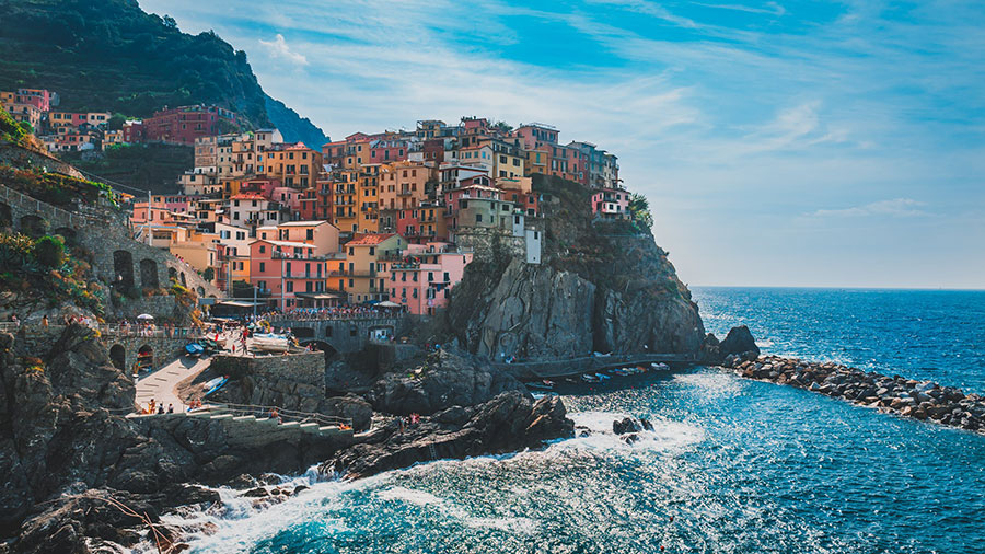 Op reis door de Italiaanse streek Ligurie