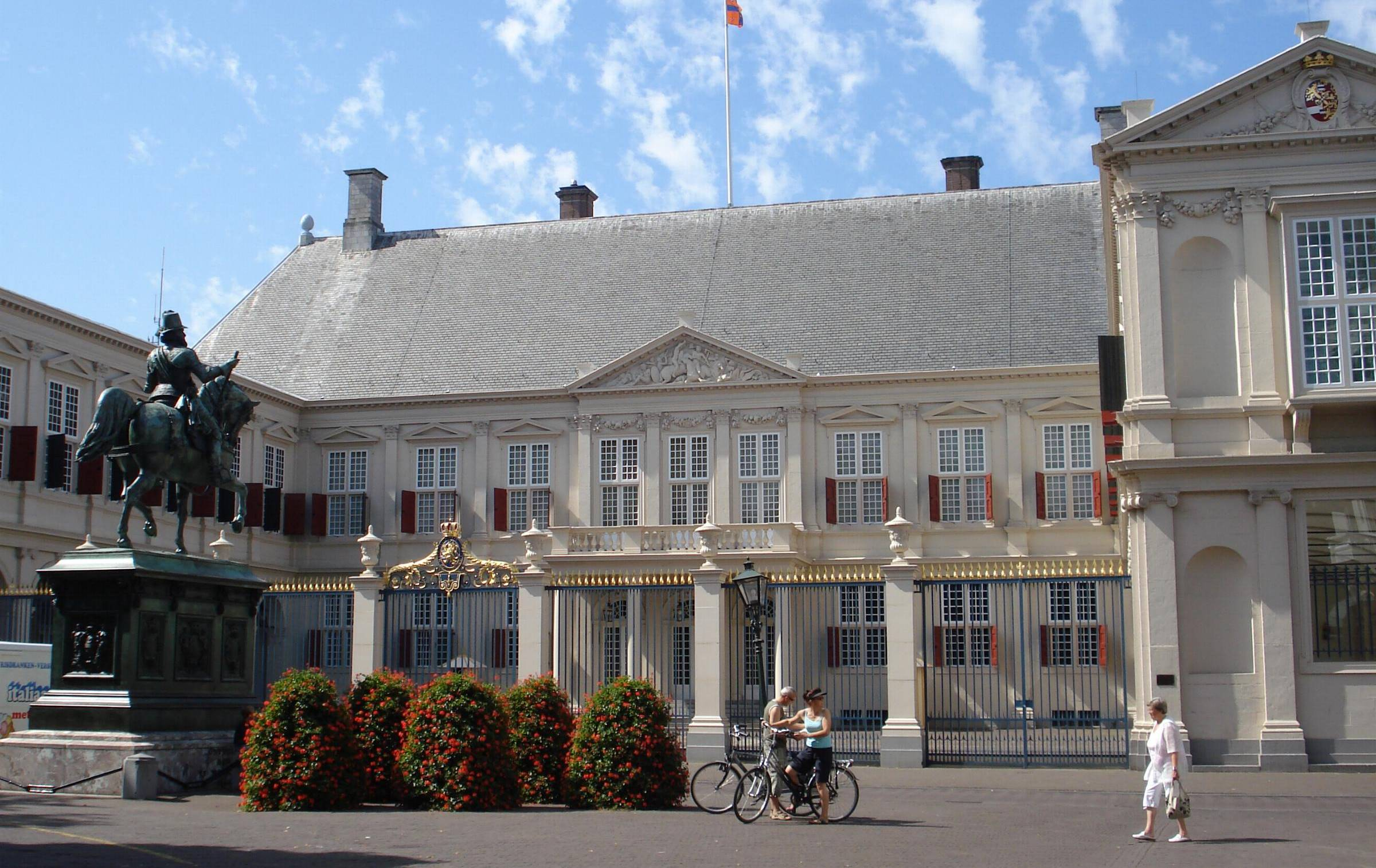 Paleis Noordeinde en Koninklijke Stallen deze zomer open voor publiek