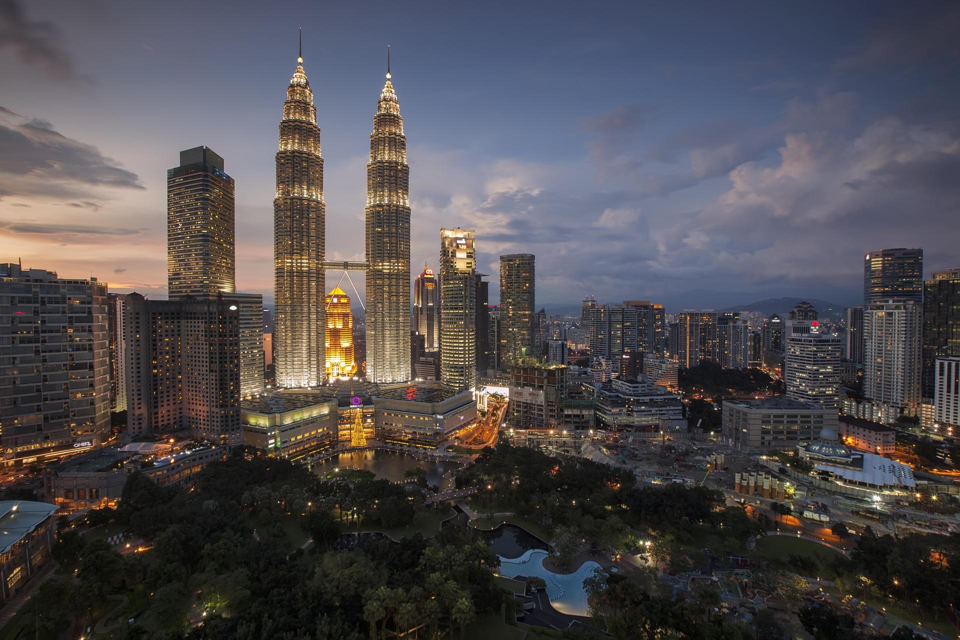 Van Kuala Lumpur naar Mexico