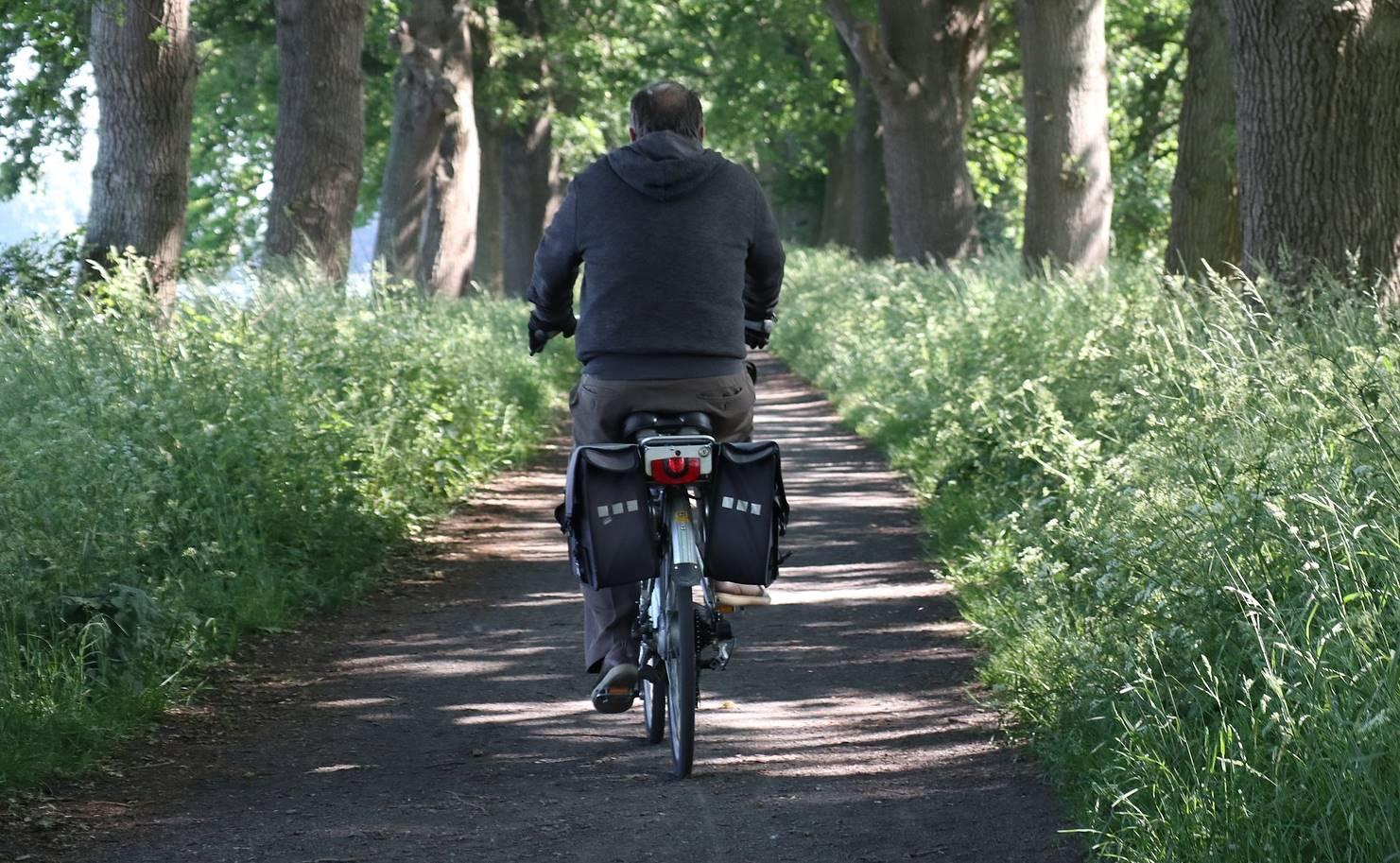 Kwart 55-plussers fietst met een slokje teveel op