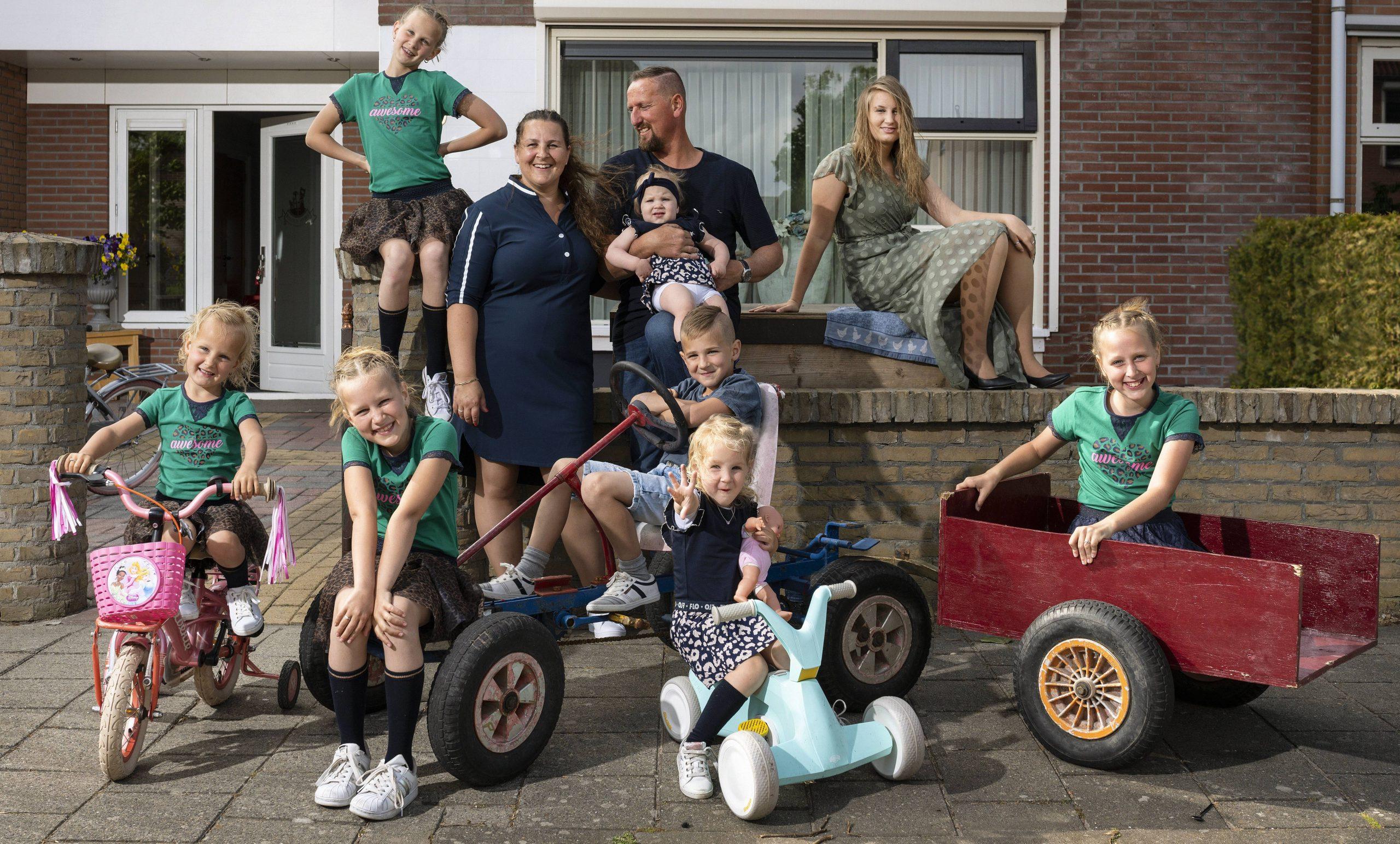 Een huis vol: gezinsuitbreiding op komst