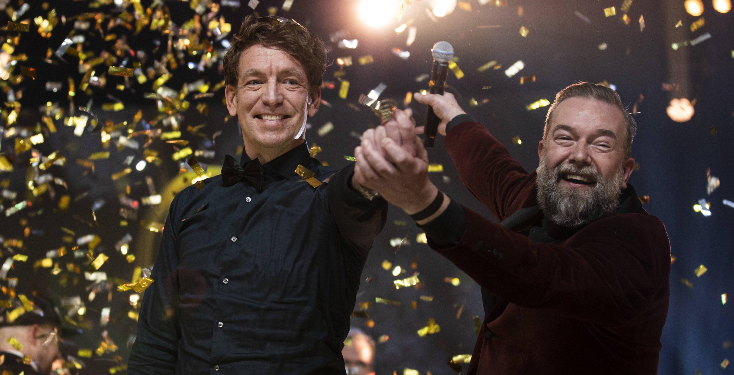 Jan-Willem Start Op wint Gouden Radioring 2020